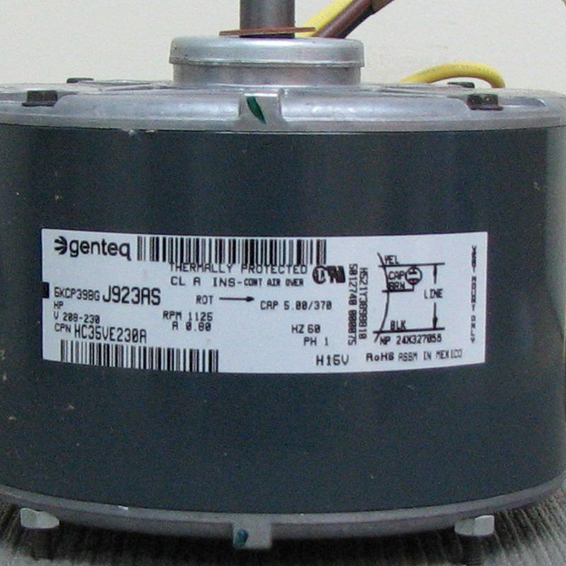 Carrier Condenser Fan Motor HC35VE230