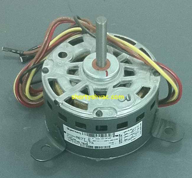 Carrier Condenser Fan Motor HC37ML702 [HC37ML702] - $15.00   Shortys ...