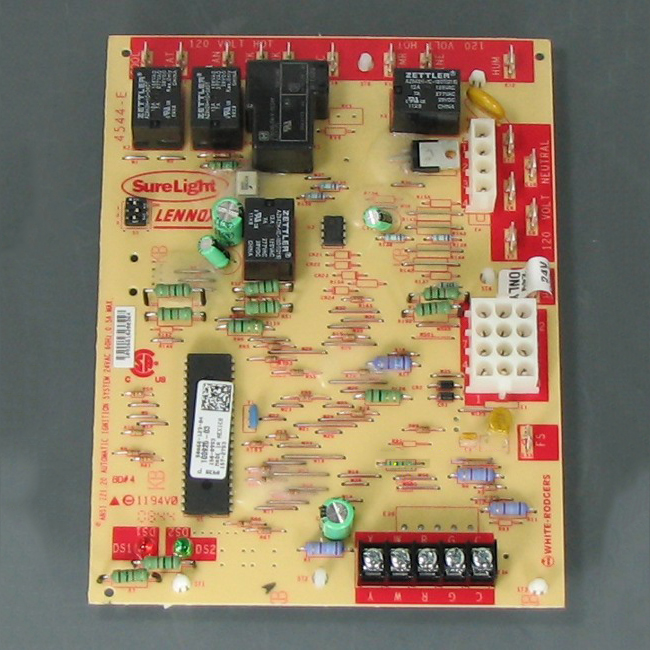 Lennox Ignition Control Circuit Board Y9894