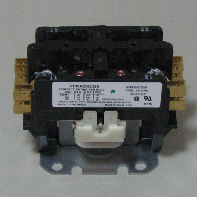 Carrier Contactor HN52KC025