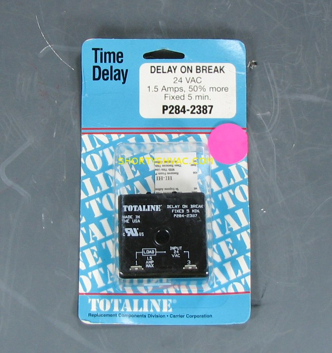 Totaline Delay On Break Timer P284-2387