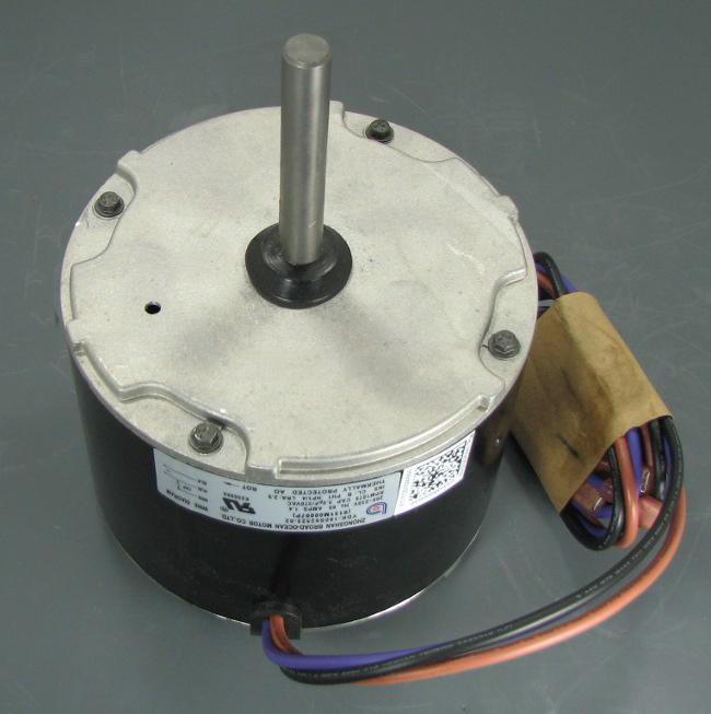 Goodman condenser fan motor 0131m00429s 0131m00429s for Lennox condenser fan motor
