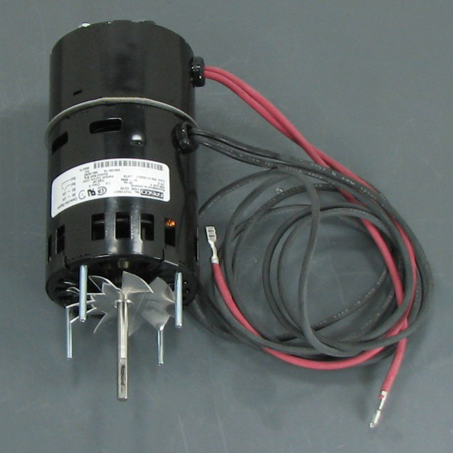 York Draft Inducer Motor S1-02424115018