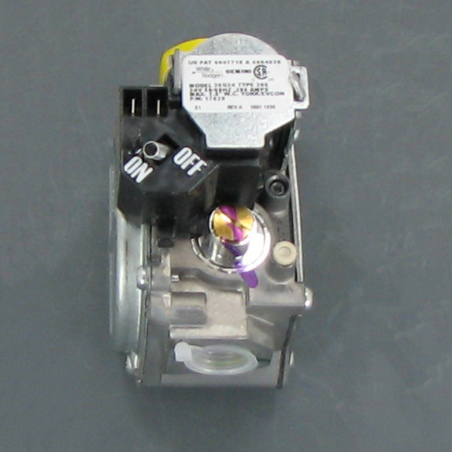 York Natural Gas Valve S1-32544123000