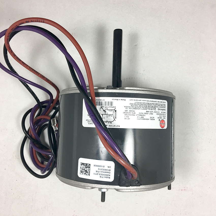 260386521802 likewise Goodman Fan Motor Capacitor additionally 301130771555 furthermore Amana Air Conditioning Blower Motor in addition B13400252 Goodman Condenser Motor. on b13400252 goodman condenser motor