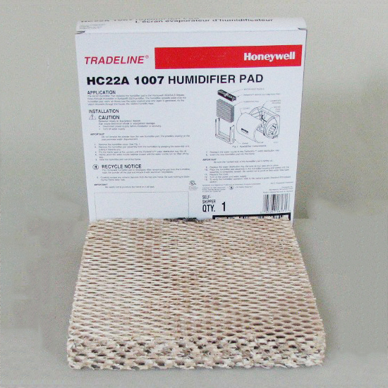 Honeywell HC22A1007 Humidifer Pad Pack of 2