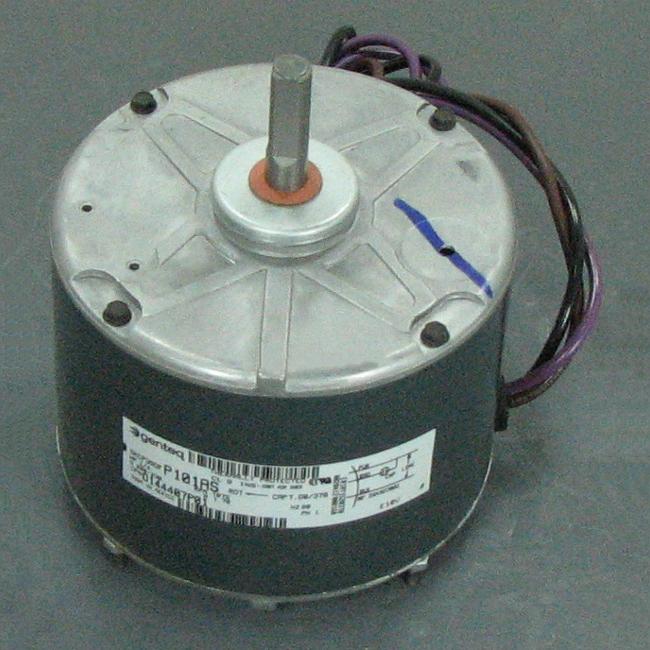 Trane condenser fan motor mot06363 mot06363 for Trane fan motor replacement cost