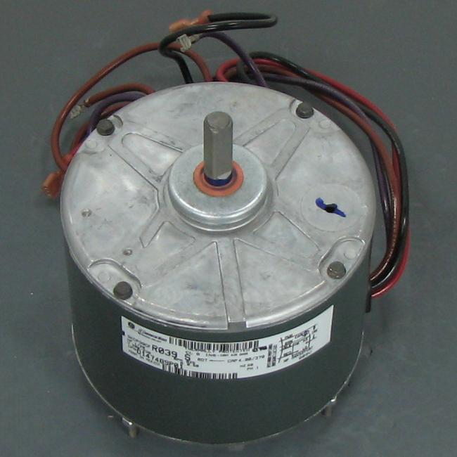 Trane condenser fan motor mot04711 mot04711 for Trane fan motor replacement cost