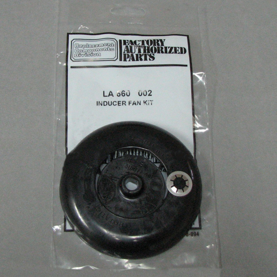 Carrier Inducer Cooling Fan LA660002