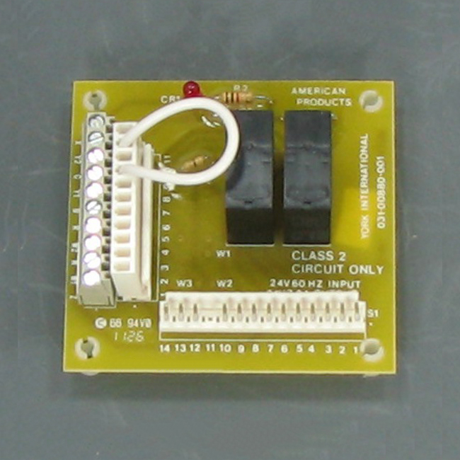 York Circuit Board 031-00880-001