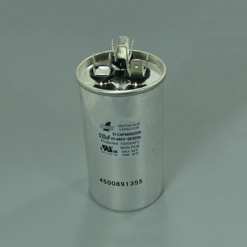 York Dual Run Capacitor S1-CAP4405025DR