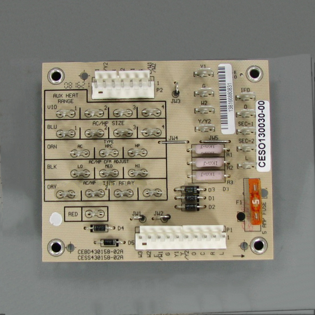 Carrier DC Control Board CESO130030-00