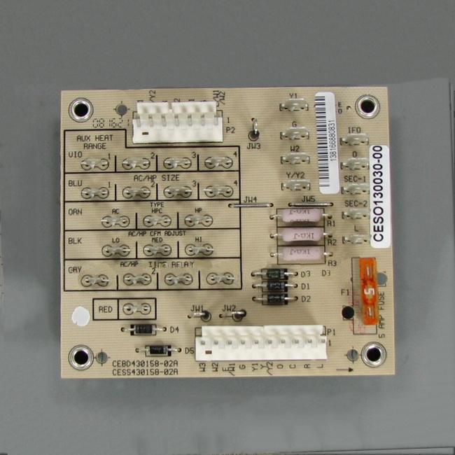 Furnace Control Circuit Main Board Honeywell Universal Control Board
