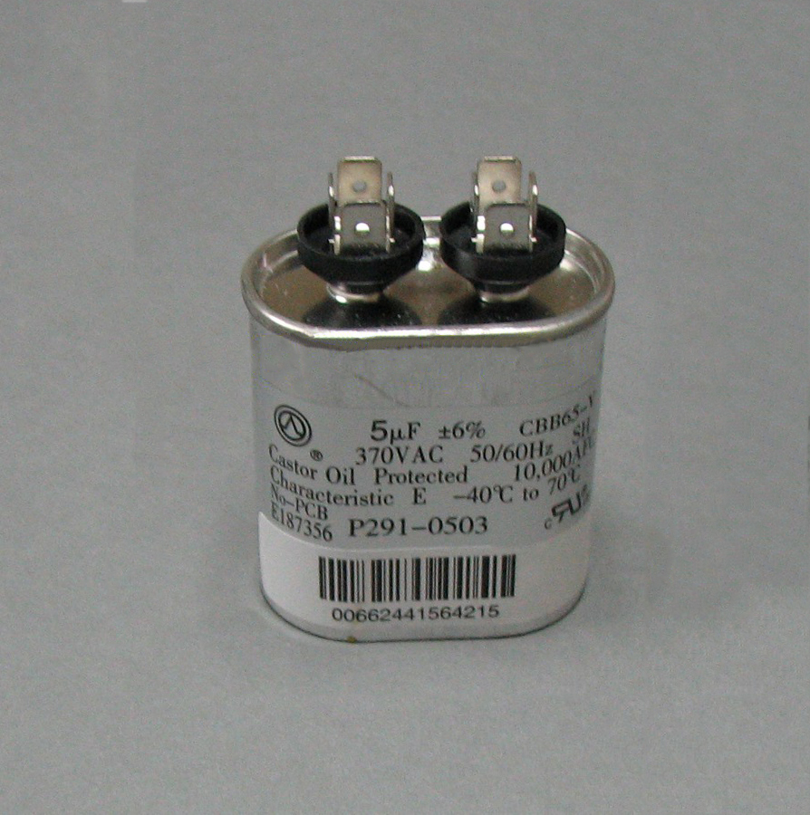 Carrier Capacitor P291-0503