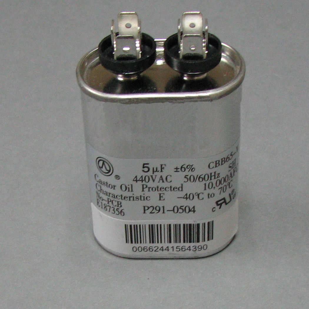 Carrier Capacitor P291-0504
