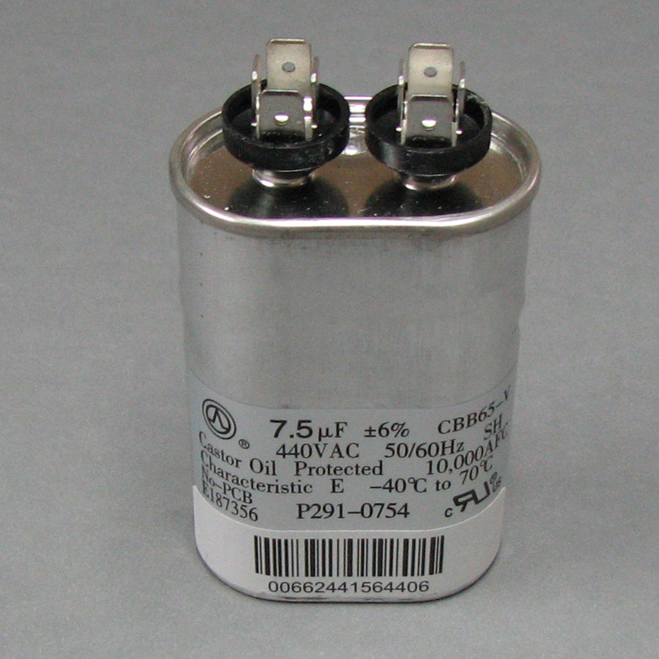 Carrier Capacitor P291-0754