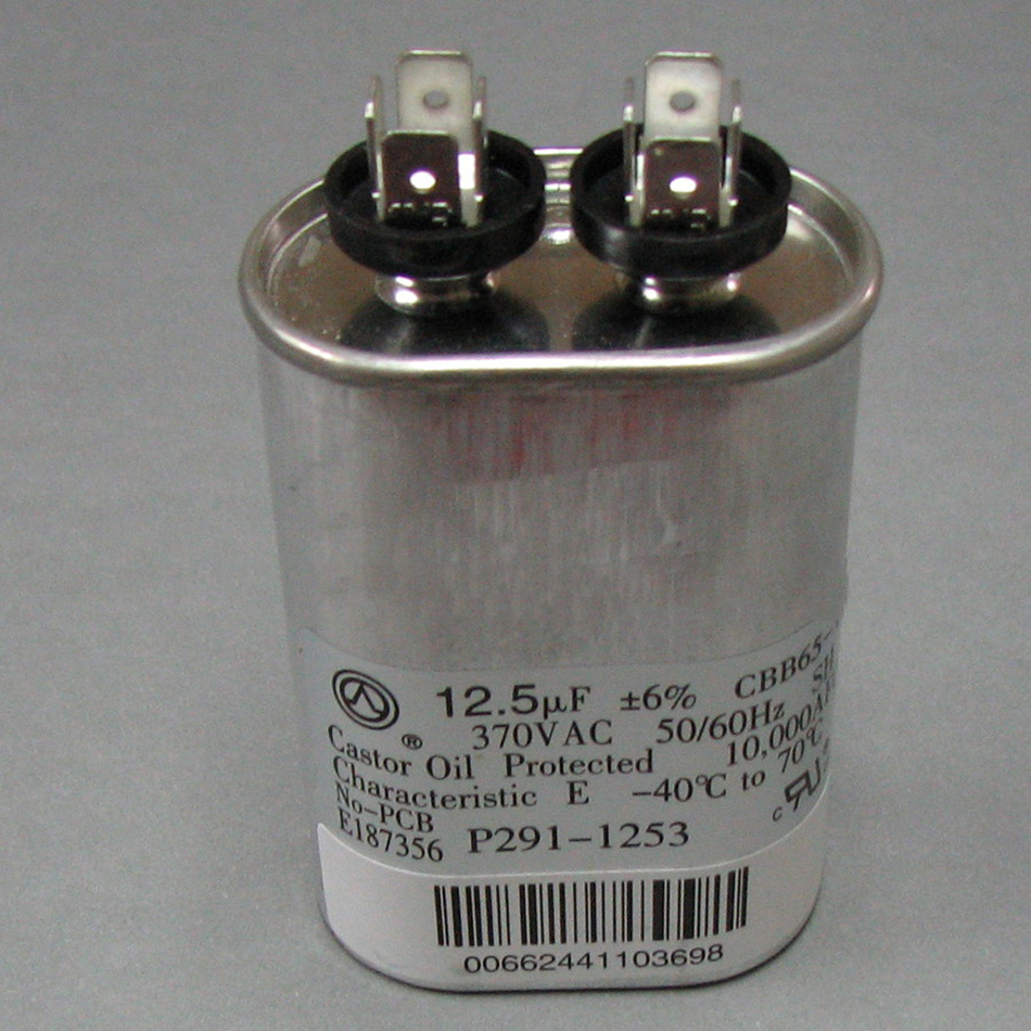 Carrier Capacitor P291-1253