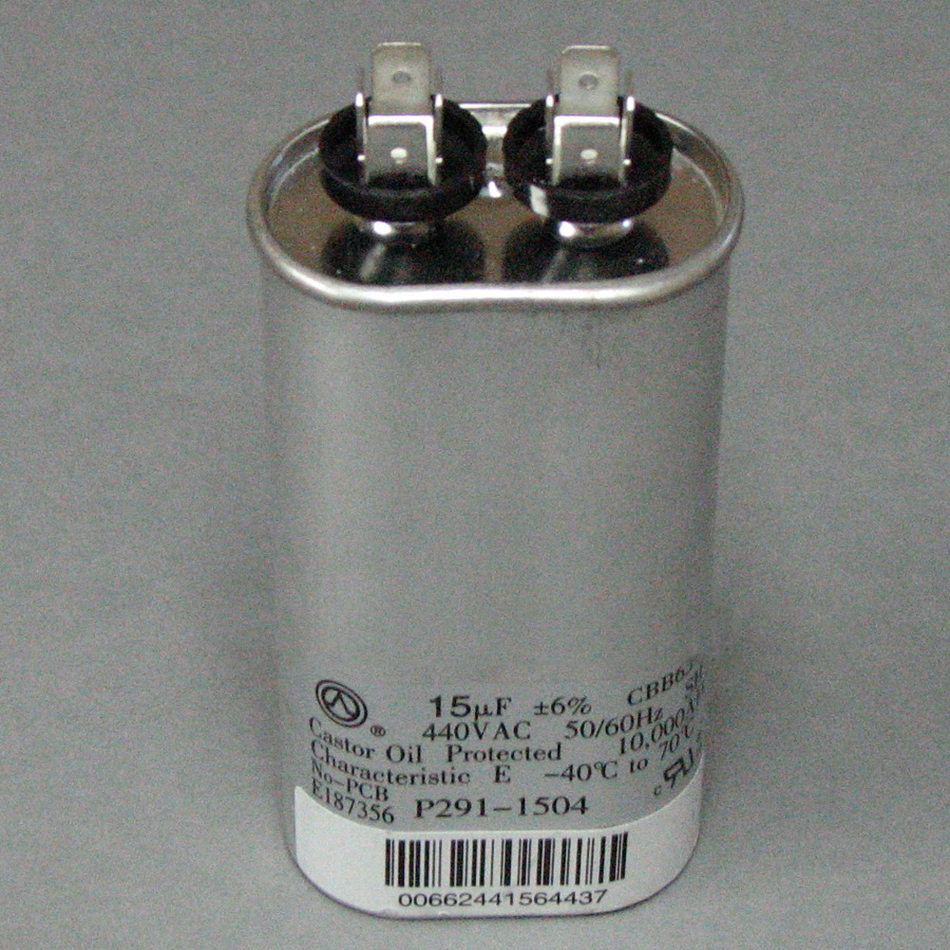 Carrier Capacitor P291-1504