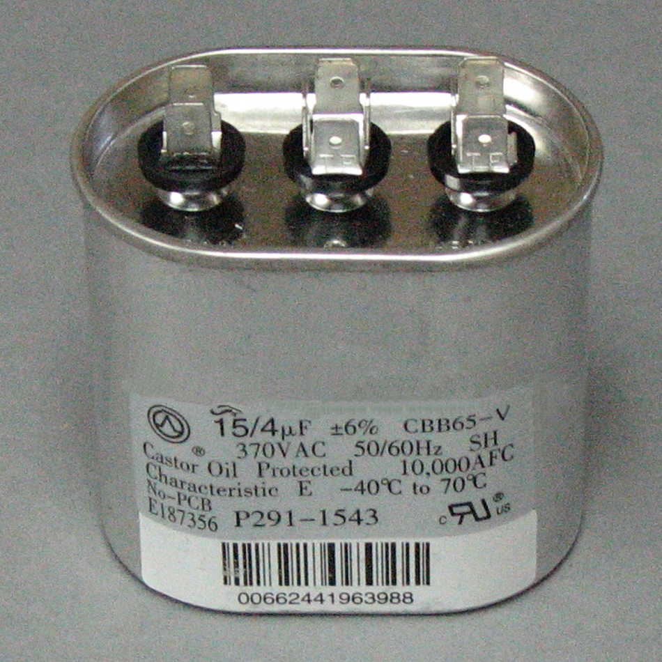 Carrier Capacitor P2911543
