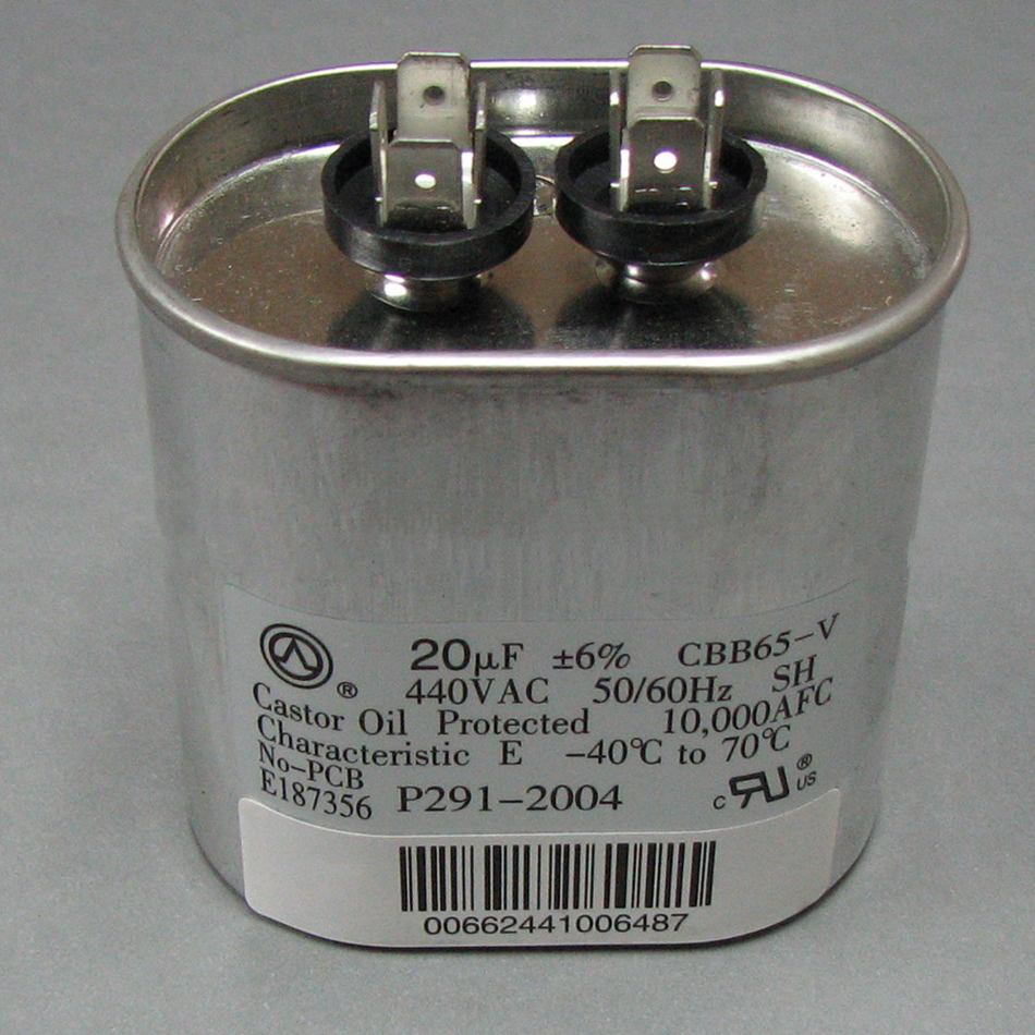 Carrier Capacitor P291-2004