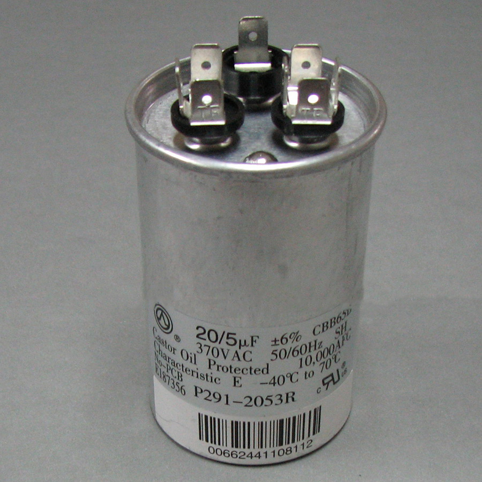 Carrier Capacitor P291-2053R