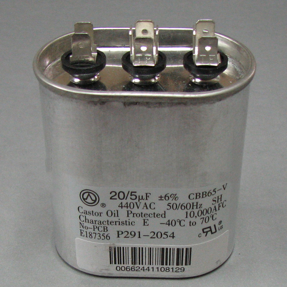 Carrier Capacitor P291-2054