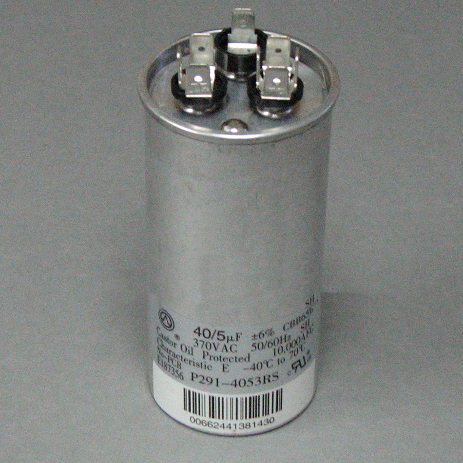 Carrier Capacitor P291-4053RS