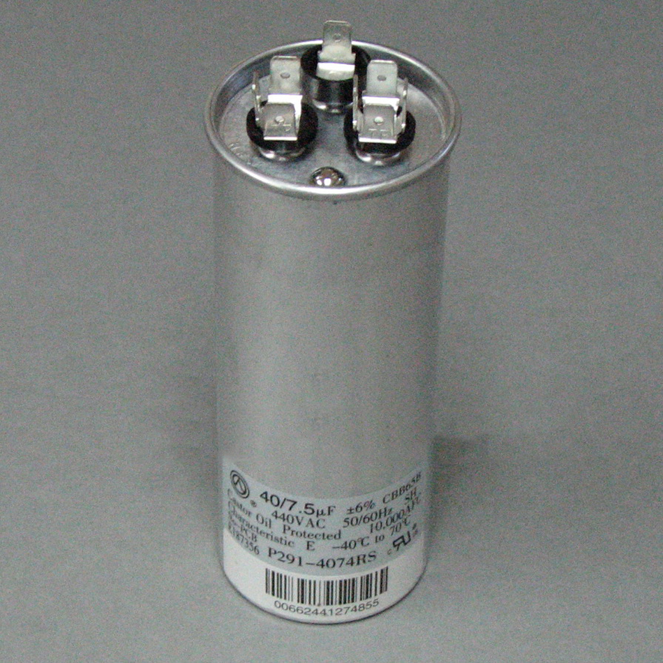 Carrier Capacitor P291-4074RS