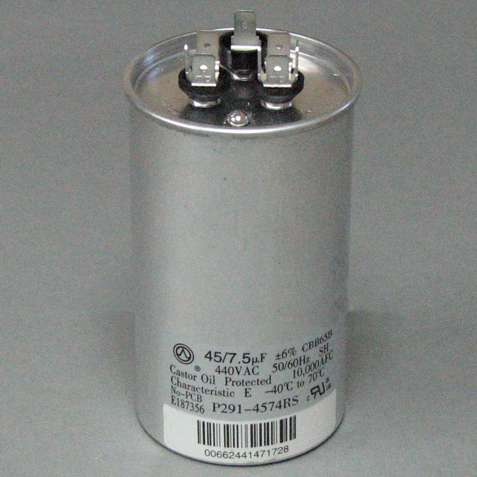 Carrier Capacitor P291-4574RS