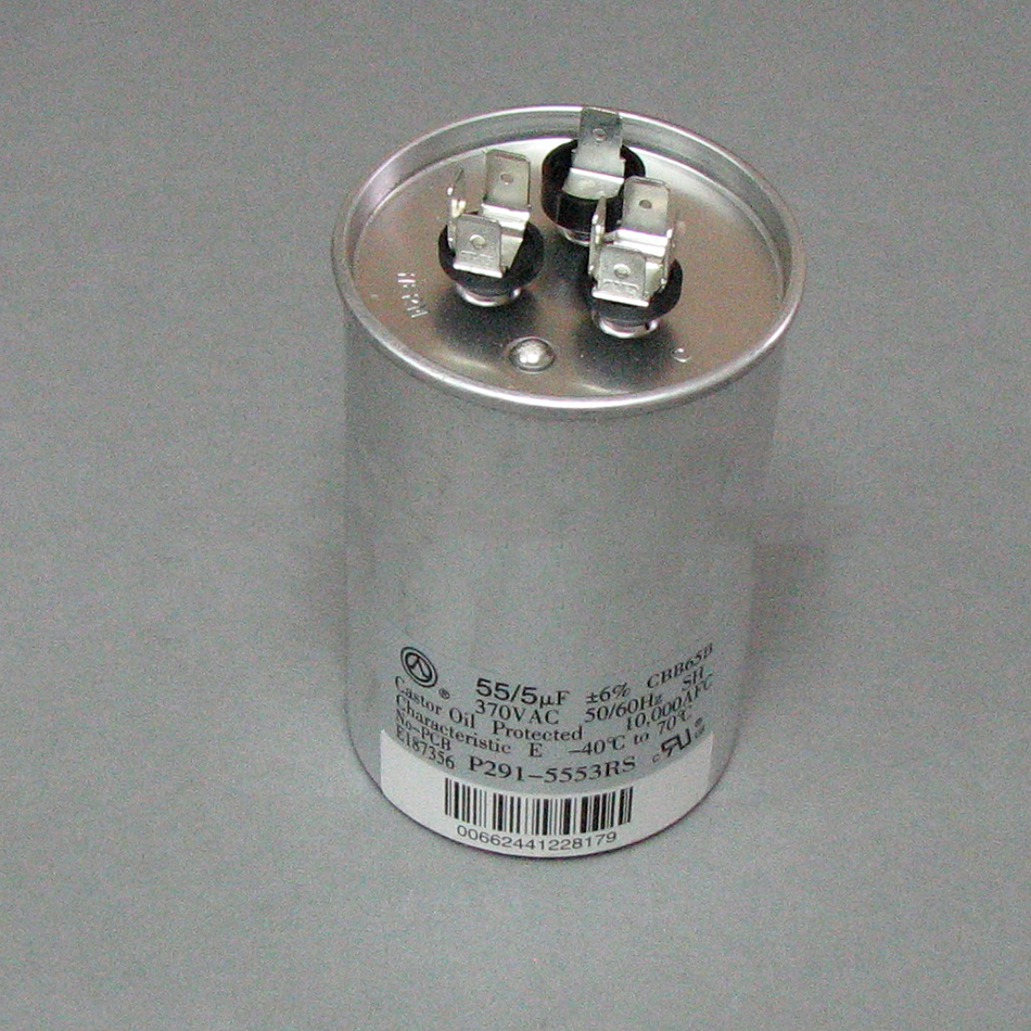 Carrier Capacitor P291-5553RS