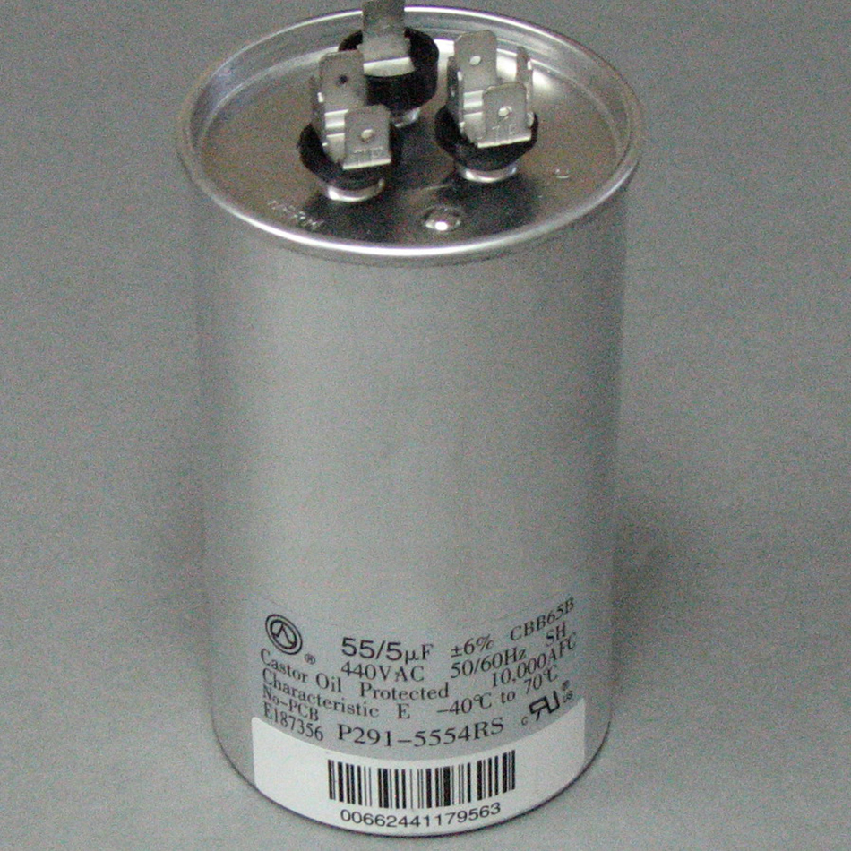 Carrier Capacitor P291-5554RS