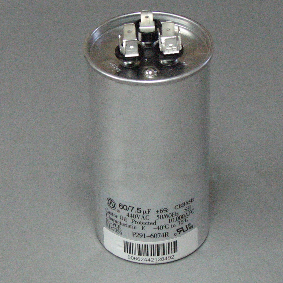 Carrier Capacitor P291-6074R