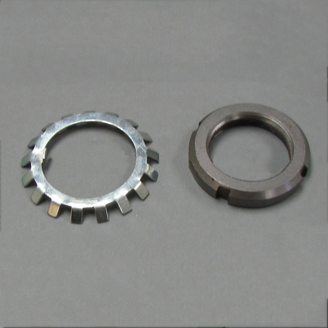Armstrong Pump Lock Nut and Lock Washer Kit