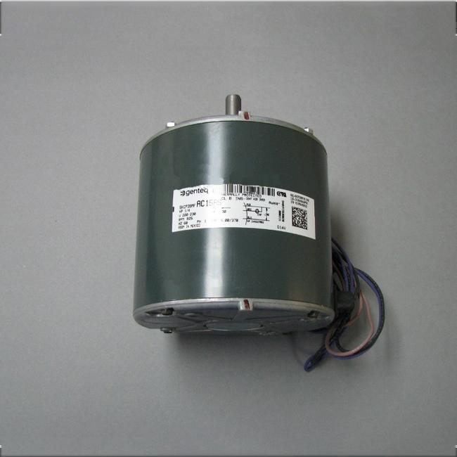 Trane Ventilation Fan : Trane condenser fan motor mot