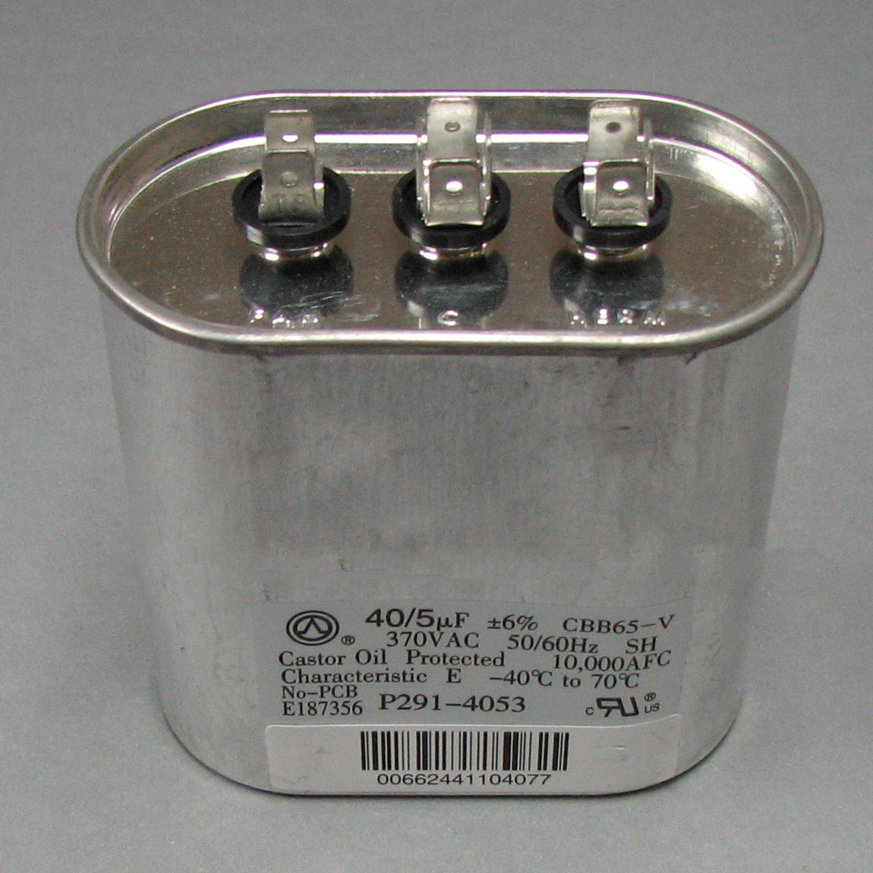 Carrier Capacitor P291-4053