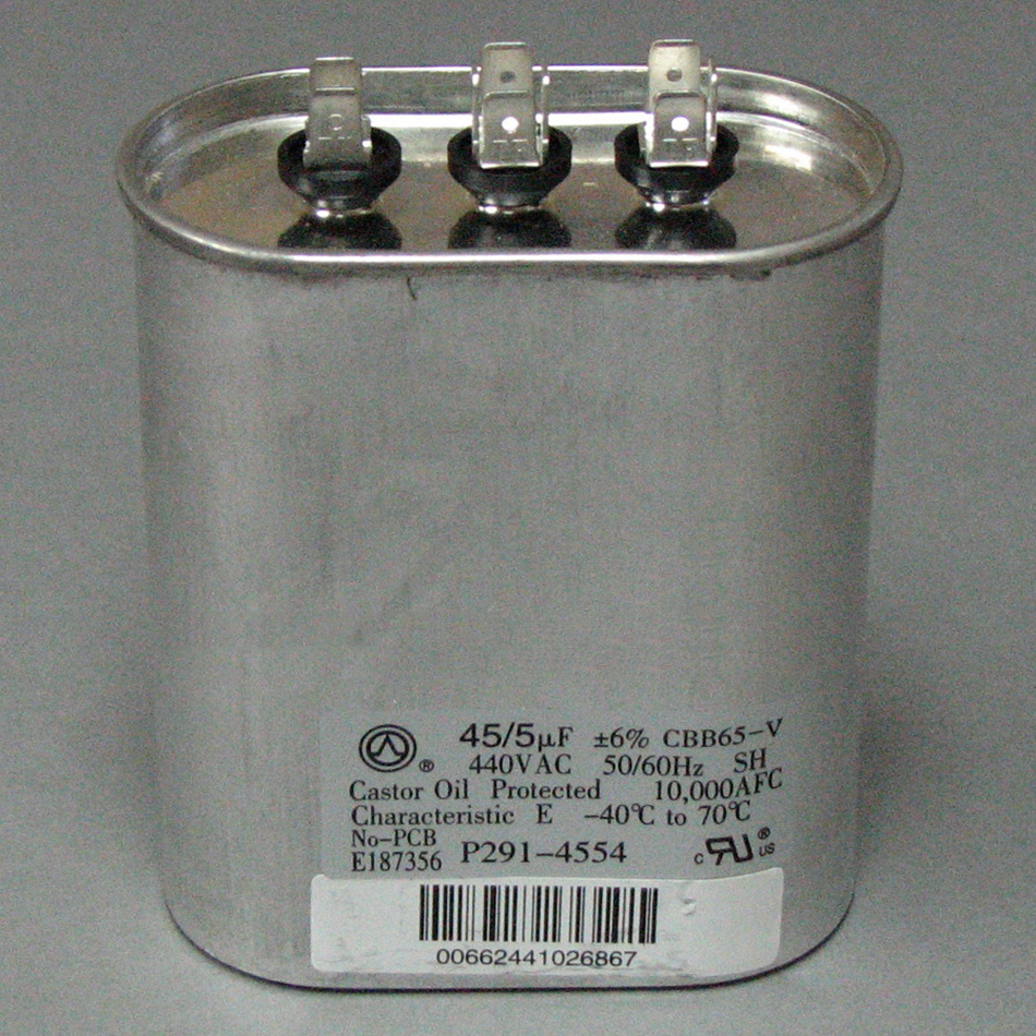Carrier Capacitor P291-4554